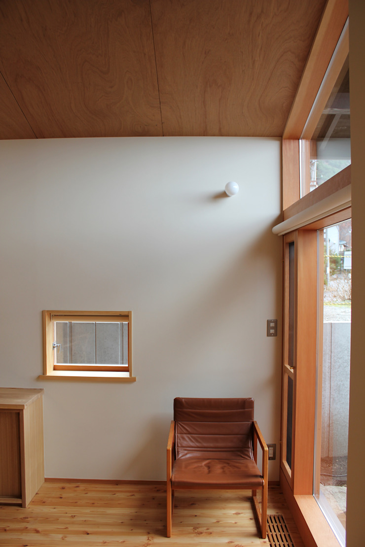 北村建築設計事務所 Modern Walls and Floors