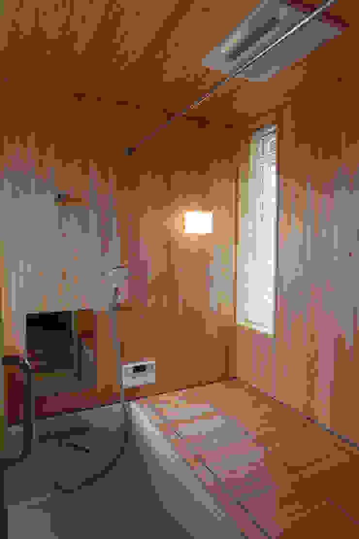 北村建築設計事務所 Modern Bathroom