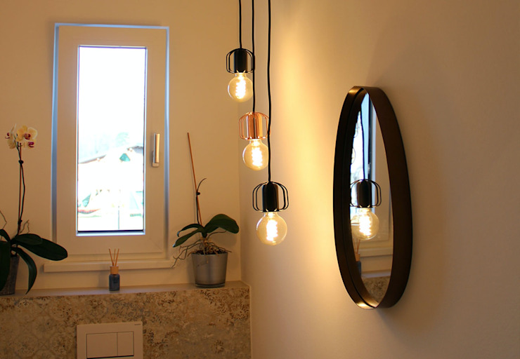 Askja Pendelleuchte Skapetze Lichtmacher Moderne Badezimmer