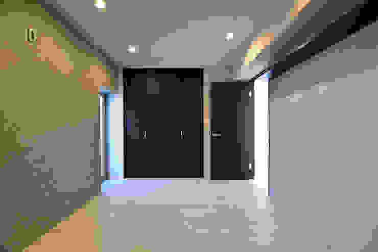 Style Create Small bedroom Grey
