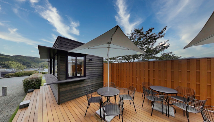 CONTAINER CAFE TERRACE ON FOCUS株式会社 オフィススペース&店