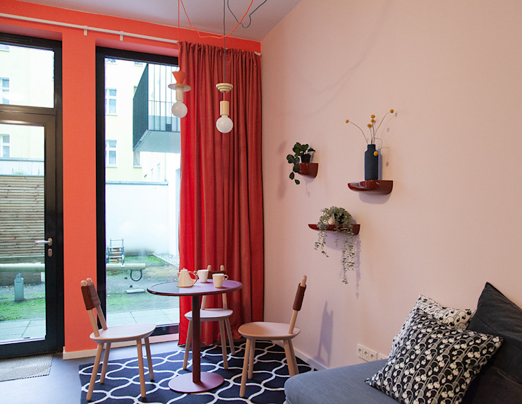 Berlin Interior Design Salle à manger originale
