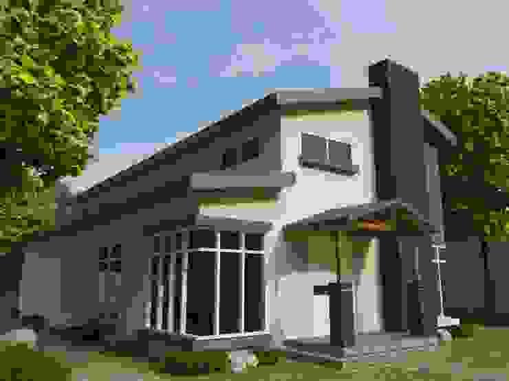 歐式農莊風格 麥斯迪設計 Villas Concrete Beige