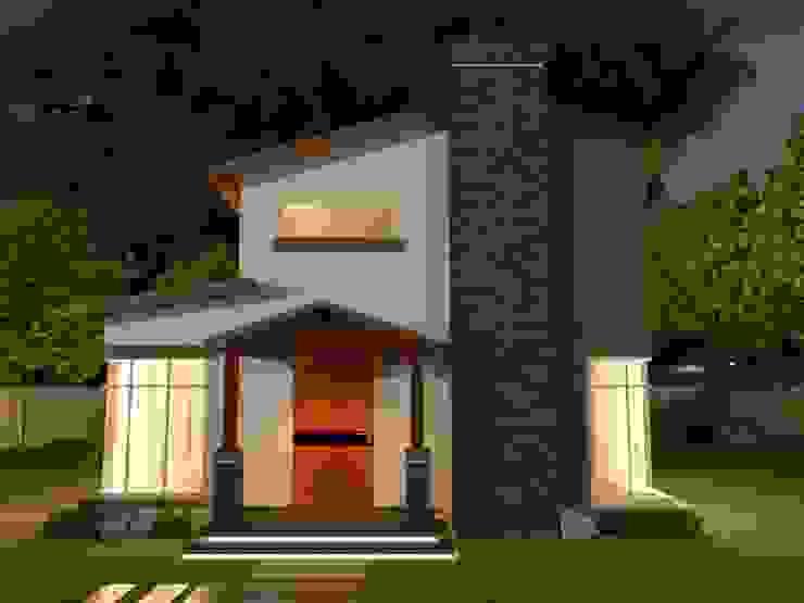 歐式農莊風格 麥斯迪設計 Single family home Slate Beige