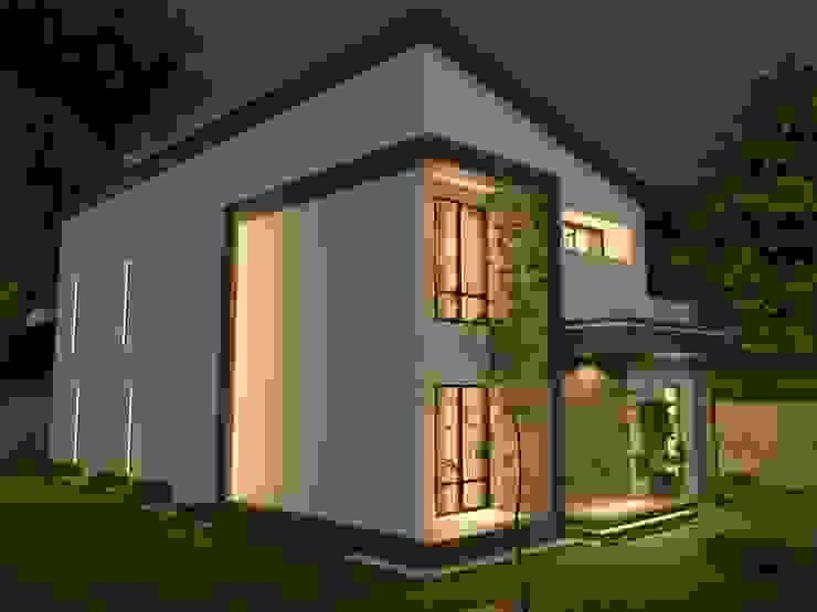現代簡約風格 麥斯迪設計 Villas Concrete Grey