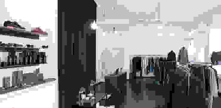 SCAR-ID atelier Minimalistische winkelruimten