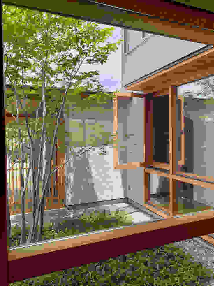 北村建築設計事務所 Modern Garden