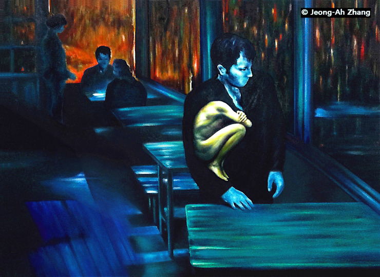 Artworks II 'In the World, But Beyond the World' Artist JEONG-AH ZHANG (장정아) ArtworkPictures & paintings