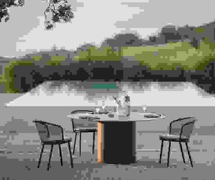 Essen unter freiem Himmel Livarea Balkon, Veranda & TerrasseMöbel