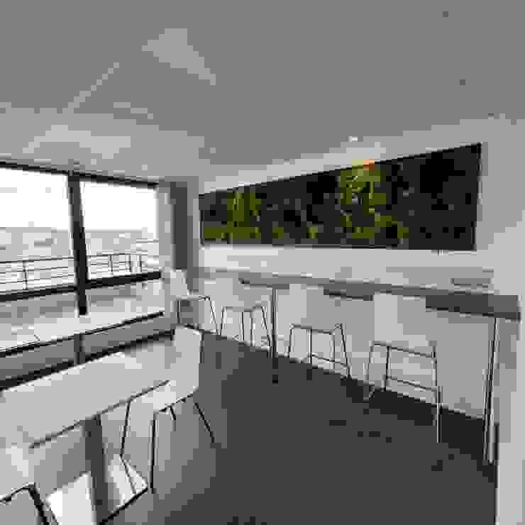 Vertical Flore Office buildings