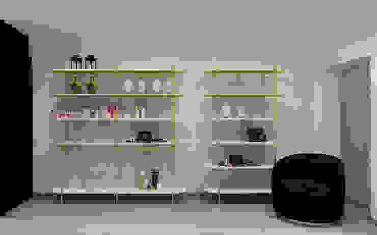 ByOriginal Oficinas de estilo moderno