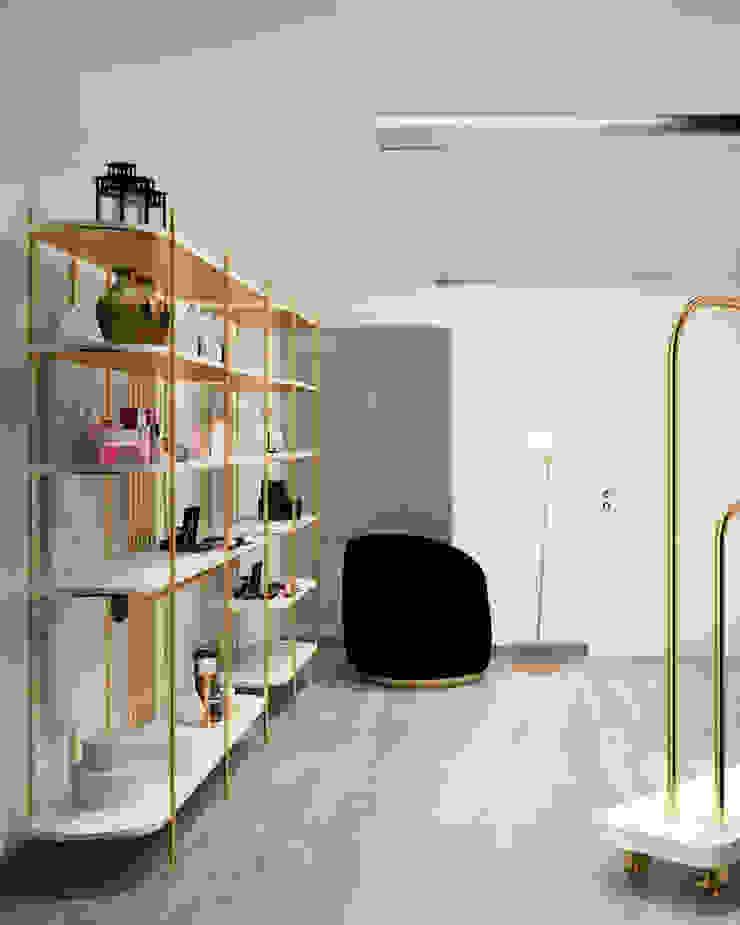 ByOriginal Pasillos, vestíbulos y escaleras de estilo moderno
