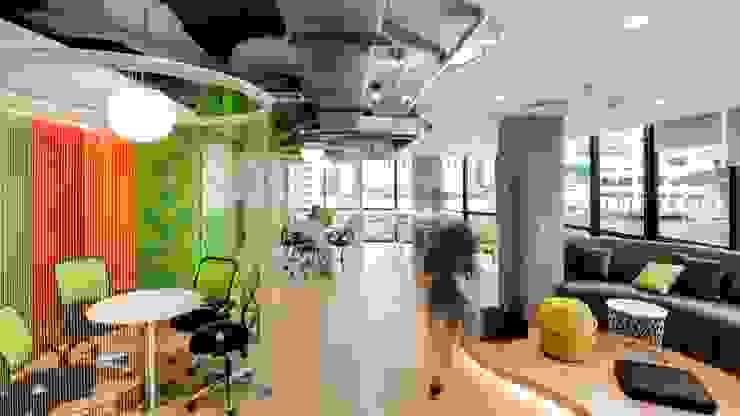 Modernize Design + Turnkey Офісні будівлі