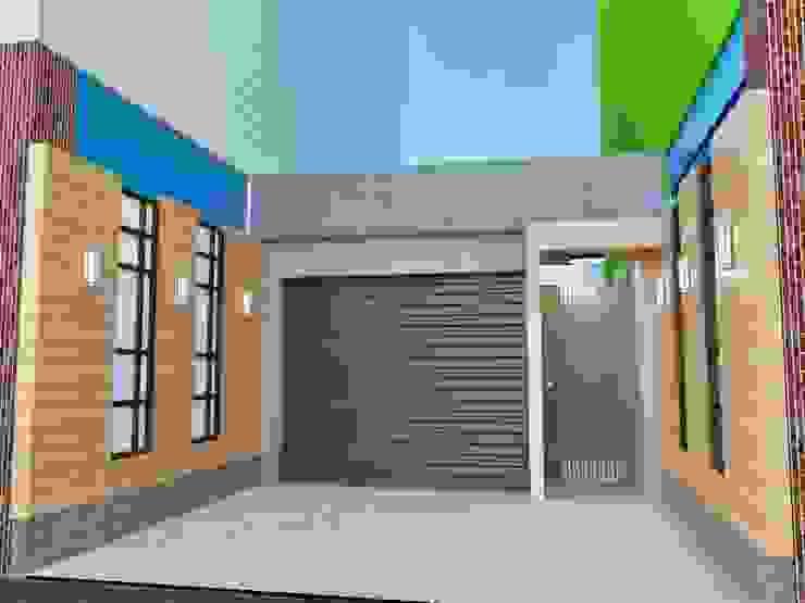 牌樓造型及外車道 麥斯迪設計