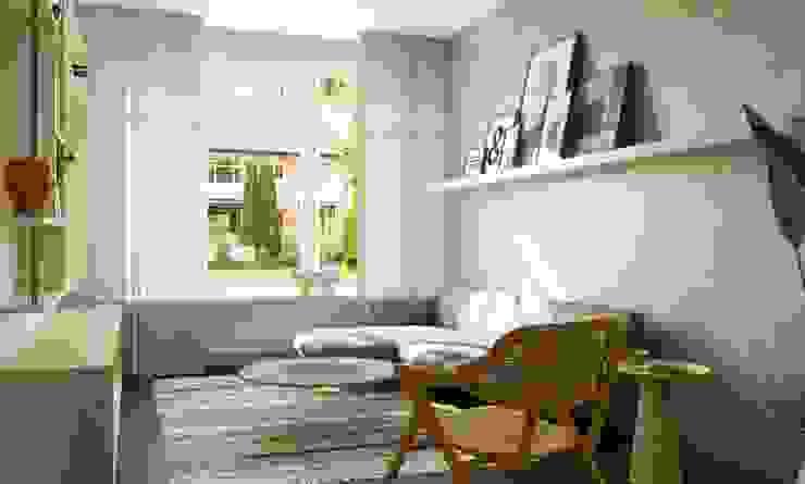 Geuzenweg - October, 2020 Day Interior Moderne woonkamers