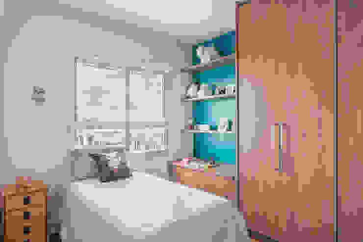 Palladino Arquitetura Girls Bedroom
