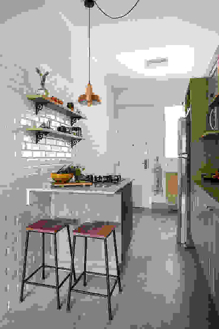 Palladino Arquitetura Kitchen