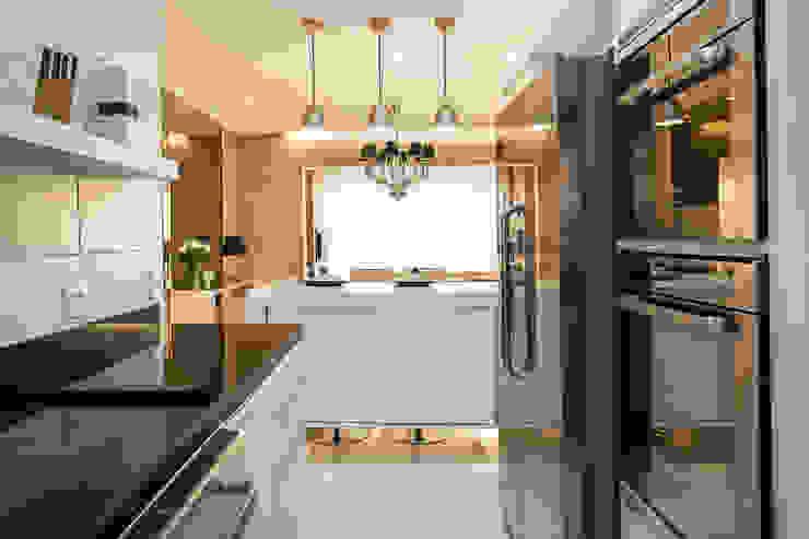 Palladino Arquitetura Modern Kitchen
