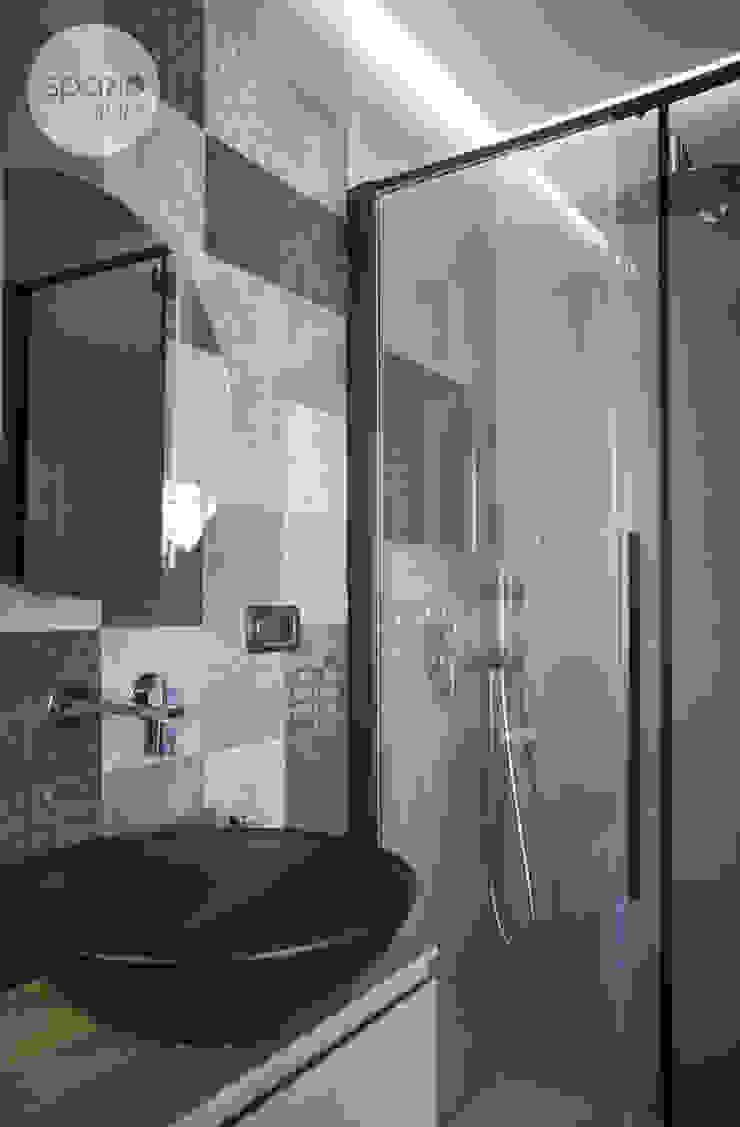 bagno ospiti Spazio 14 10 Bagno moderno