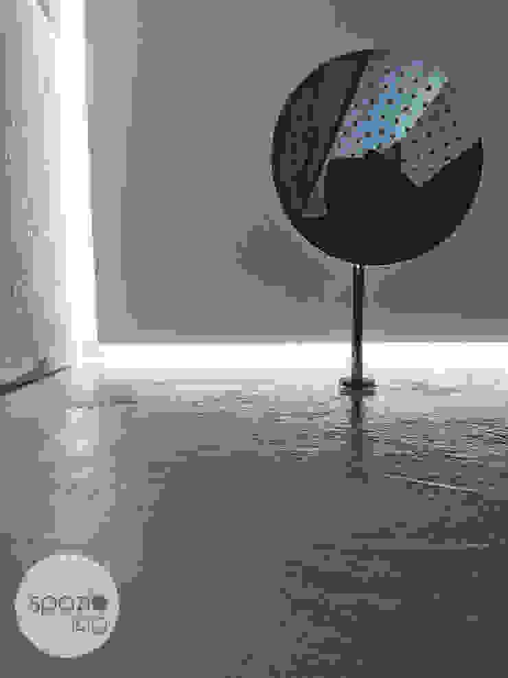 controsoffitto con gola di luce Spazio 14 10 Bagno moderno