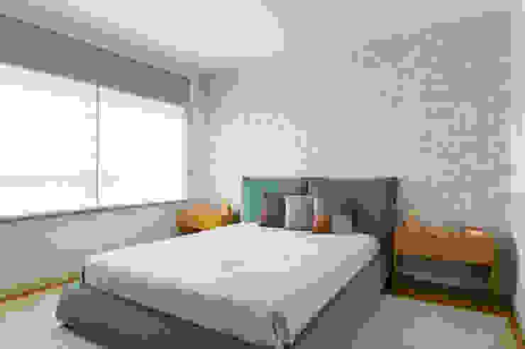 Suite   Apartamento T2   Oeiras Traço Magenta - Design de Interiores Quarto de criançasAcessórios e Decoração