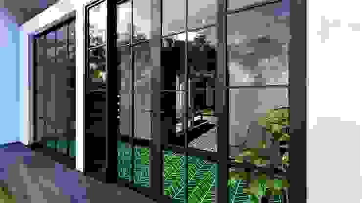 wiatrolap livinghome wnętrza Katarzyna Sybilska Eklektyczne domy