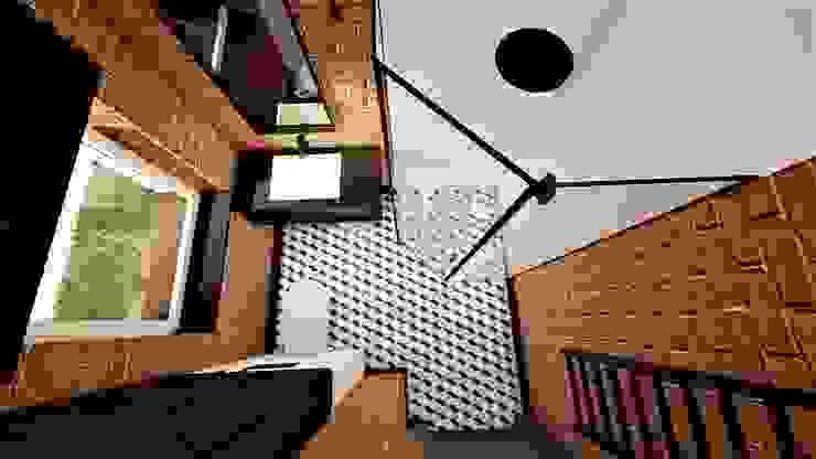 szach mat livinghome wnętrza Katarzyna Sybilska Industrialna łazienka