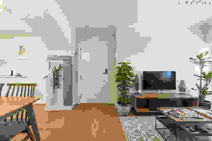 Lagom studio Готелі Дерево Білий