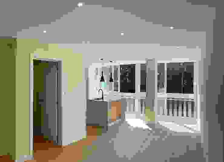 Sala de estar Home 'N Joy Remodelações Salas de estar modernas