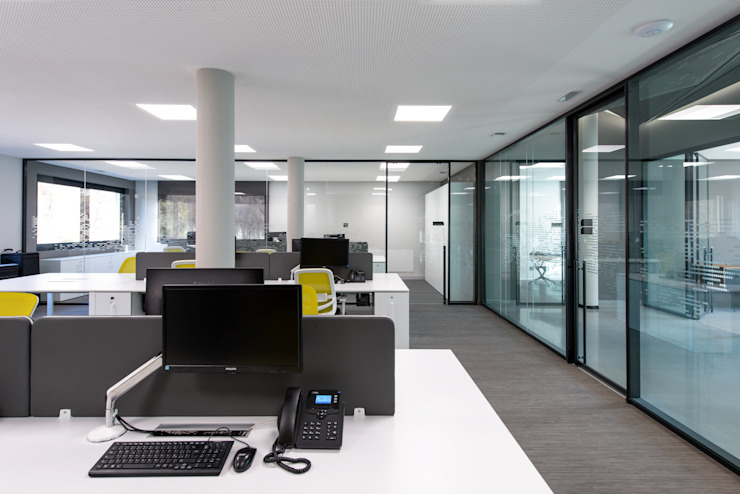 Ghenos Communication Commercial Spaces