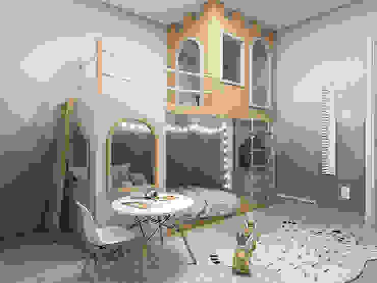 Quarto Infantil Menino Projetos Quarto Infantil - à distância Quartos dos meninos Madeira Azul