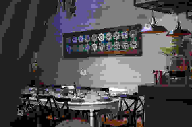 Restaurant @Izmir KOSSE STONE Modern Bahçe
