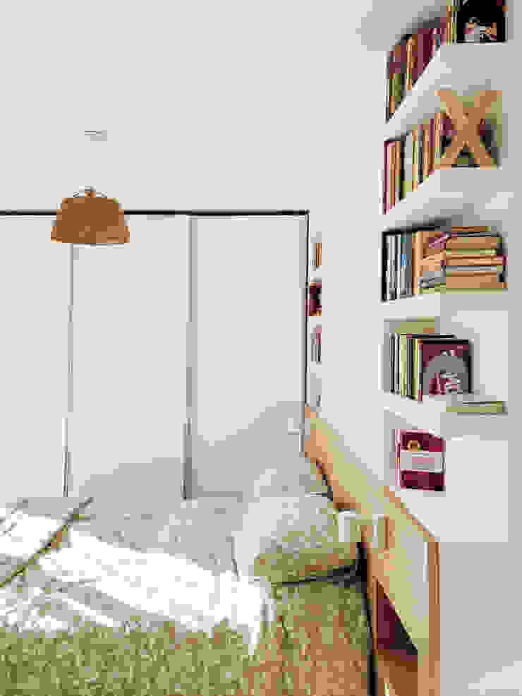 Armadio incassato a muro Spazio 14 10 Camera da letto moderna