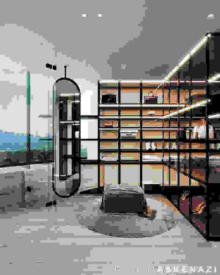 Sulkin Askenazi Modern Dressing Room