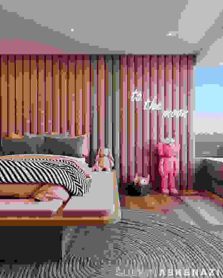Sulkin Askenazi Girls Bedroom