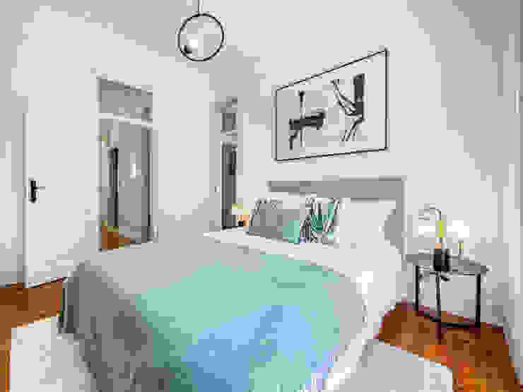 Quarto - Suite LOFT . DESIGN HOME STAGING QuartoAcessórios e decoração