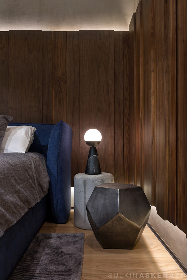 Sulkin Askenazi Small bedroom