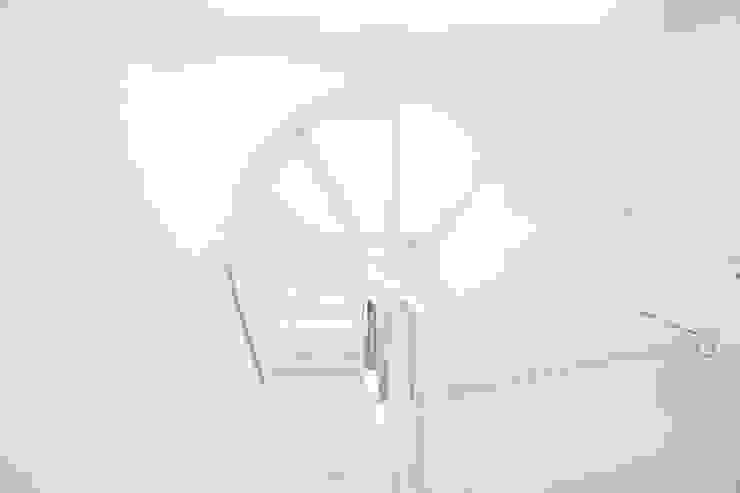 Stahltreppe mit perforiertem Stahlblech Siller Treppen/Stairs/Scale Treppe