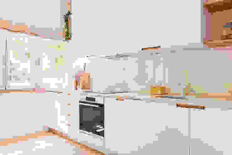 Cozinha da Casa da Luz Rima Design