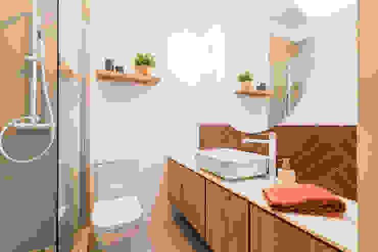 Instalação Sanitária da Casa da Luz Rima Design