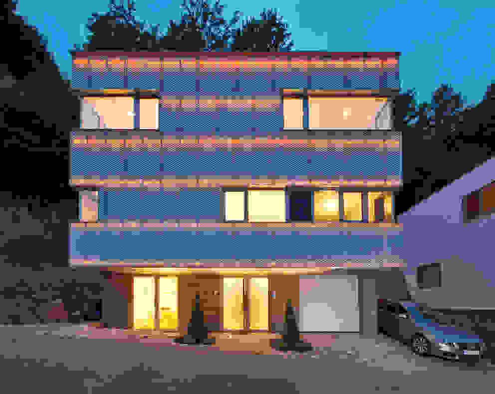 Eingang Moderne Häuser von Helwig Haus und Raum Planungs GmbH Modern