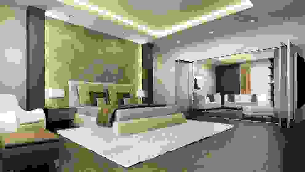Bedroom Bedroom by homify