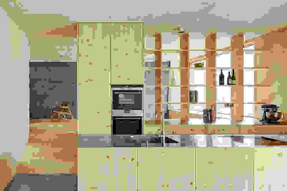 Cucina di Innauer-Matt Architekten ZT GmbH