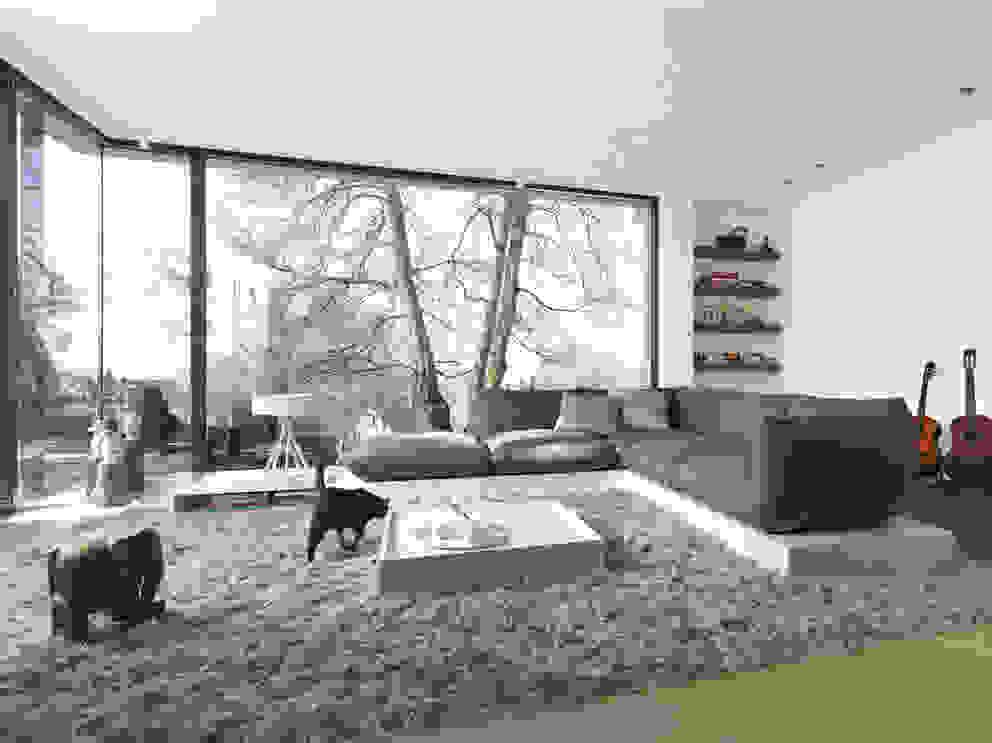Salones clásicos de STREIF Haus GmbH Clásico