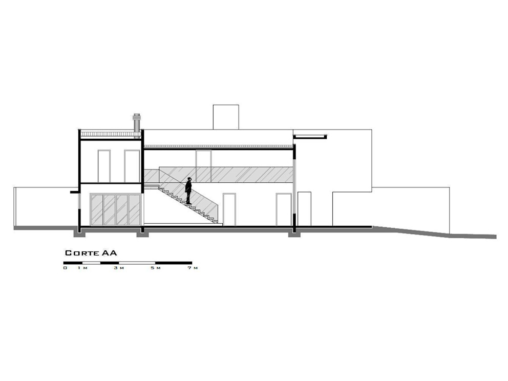 de estilo  por Tony Santos Arquitetura