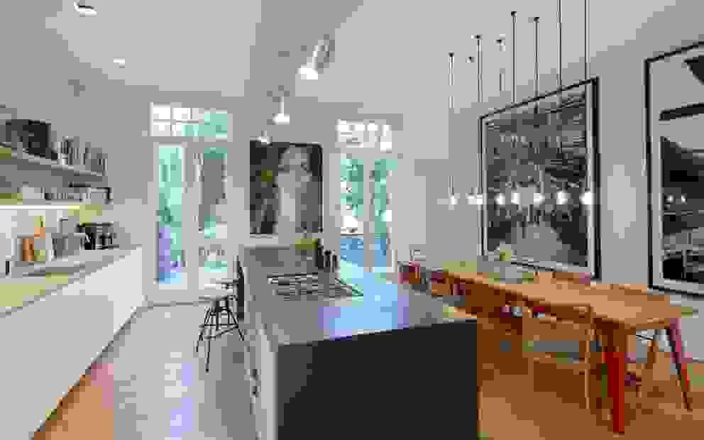 Cuisine moderne par Schmidt Holzinger Innenarchitekten Moderne
