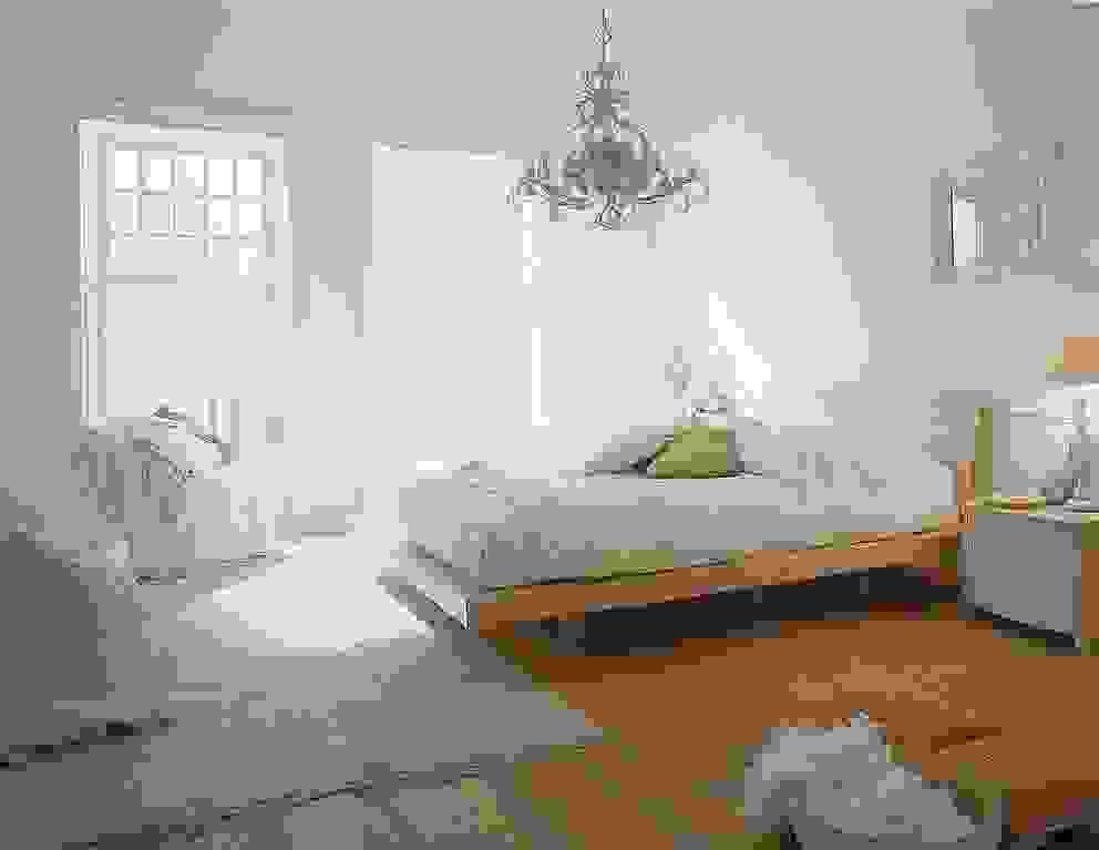 Dormitorios de estilo ecléctico de Cocooninberlin Ecléctico