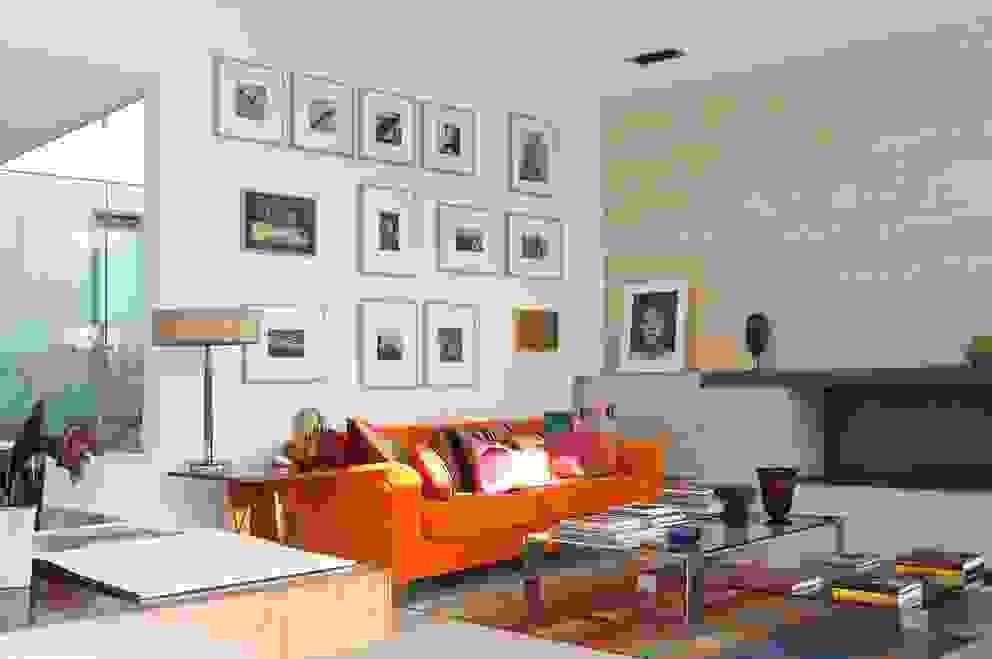 Polanco Penthouse Salas de estar modernas por Gantous Arquitectos Moderno