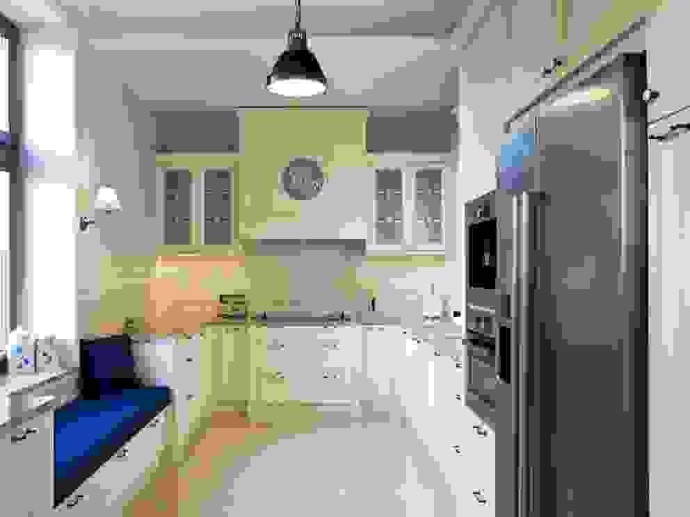 Cucina in stile classico di PROJEKT MB Classico