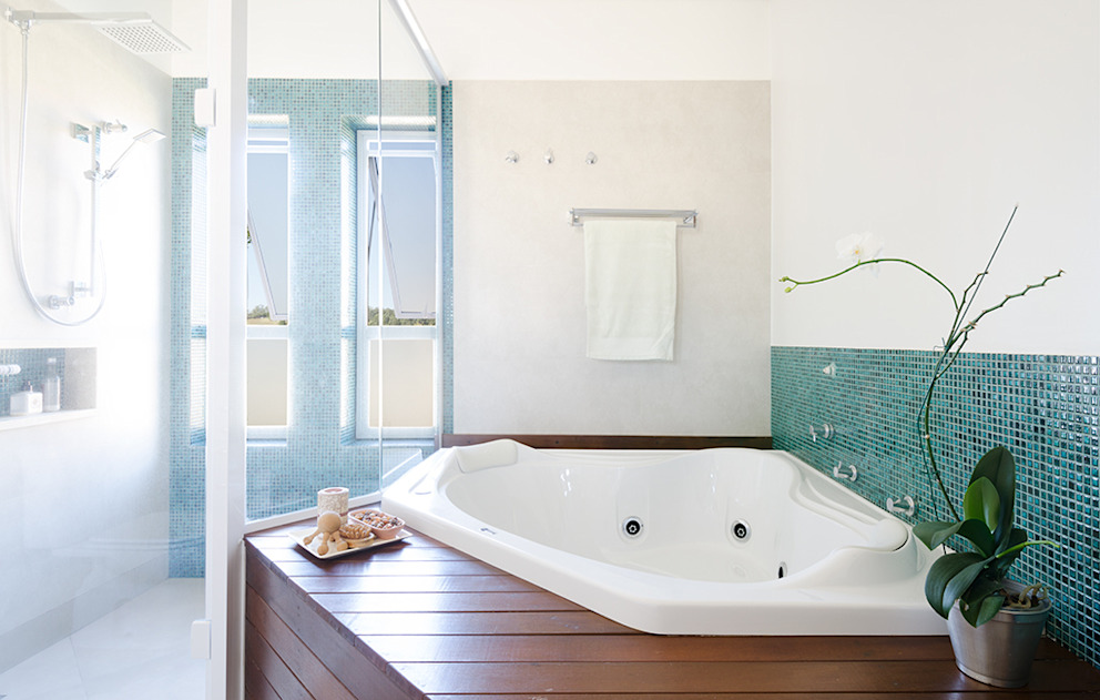 Modern bathroom by NOMA ESTUDIO Modern